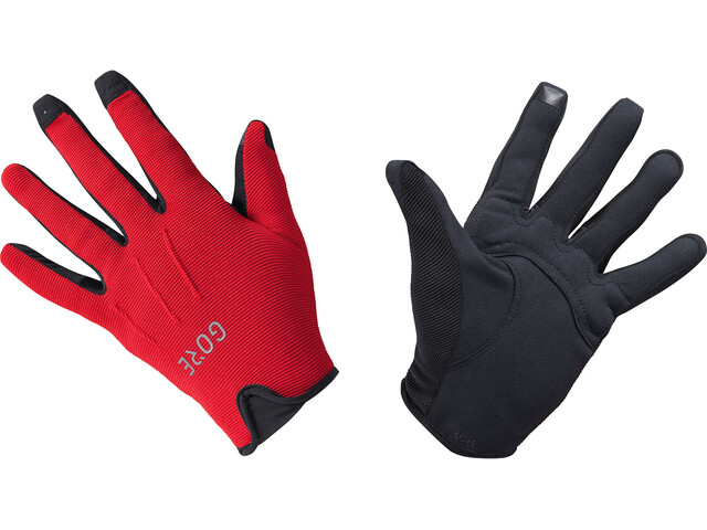 GORE WEAR C3 Urban Gloves red